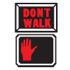 Do Not Walk Sign